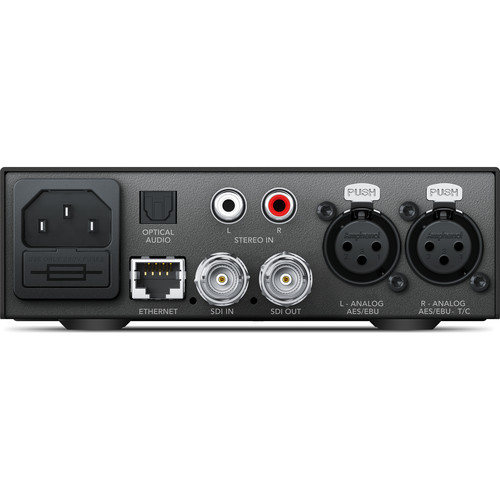 Blackmagic Design Teranex Mini Audio to SDI 3