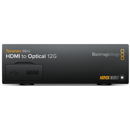Blackmagic Design Teranex Mini HDMI to Optical 12G 2