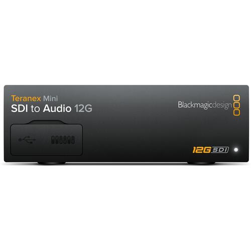 Blackmagic Design Teranex Mini SDI to Audio 12G 2