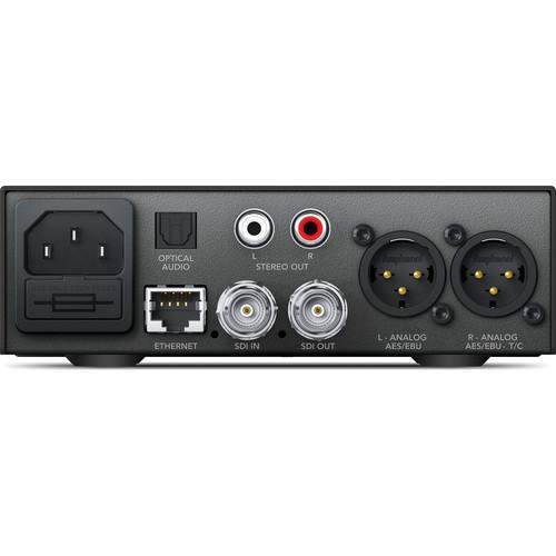 Blackmagic Design Teranex Mini SDI to Audio 12G 3
