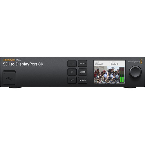 Blackmagic Design Teranex Mini SDI to DisplayPort 8K 2