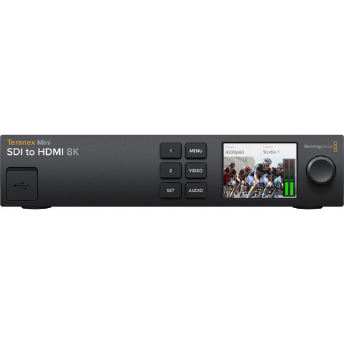 Blackmagic Design Teranex Mini SDI to HDMI 8K 2