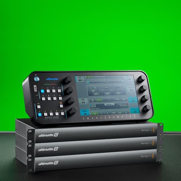 Blackmagic Design Ultimatte Smart Remote 4 2