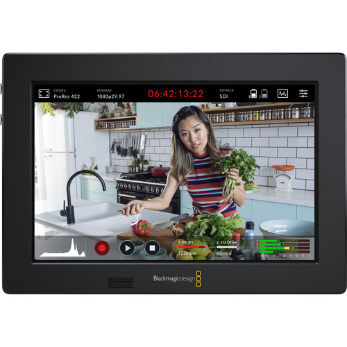 Blackmagic Design Video Assist 3G 1
