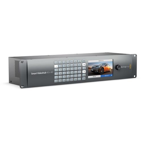 Blackmagic Design Videohub 40v 40 6G SDI 3
