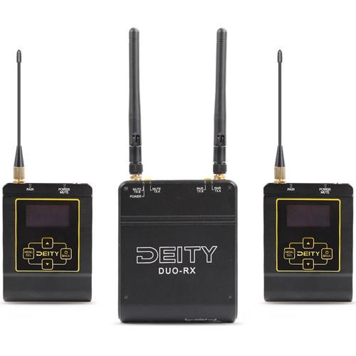 Deity Microphones Deity Connect Dual Channel 2