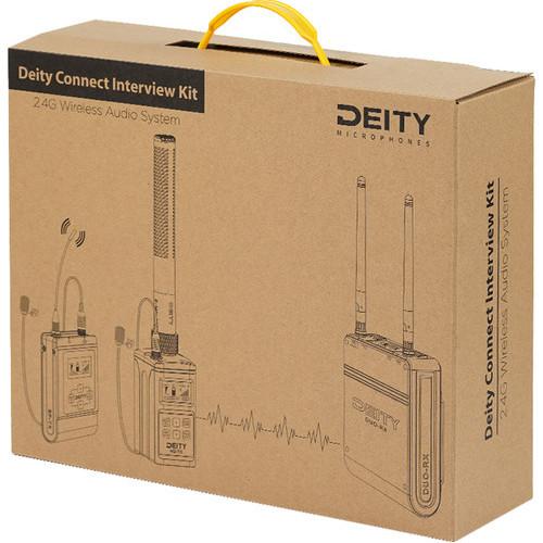 Deity Microphones Deity Connect Interview Kit 1