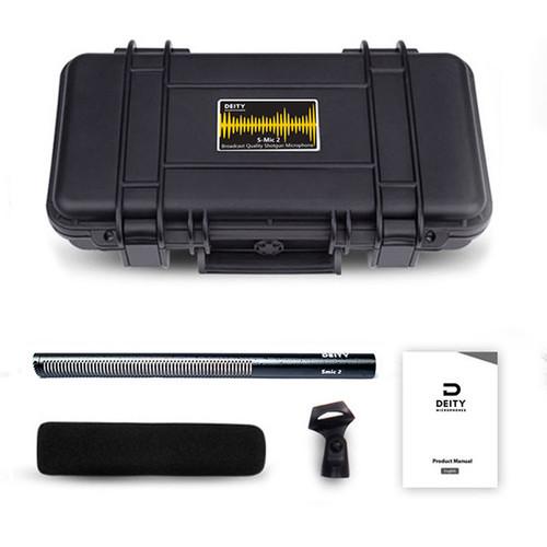 Deity Microphones S Mic 2 Moisture Resistant Shotgun 3