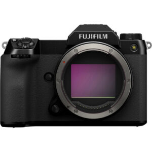 FUJIFILM GFX 100S Medium Format Mirrorless Camera 1