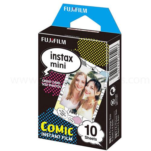 FUJIFILM INSTAX Mini Comic Instant Film 3