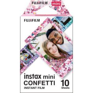 FUJIFILM INSTAX Mini Confetti Instant Film 1