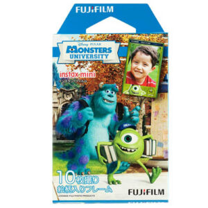 FUJIFILM INSTAX Mini Monster Isi 10pcs Instant Film 1