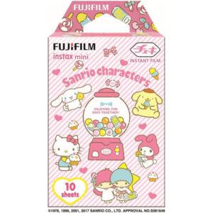 FUJIFILM INSTAX Mini Sanrio Instant Film 1