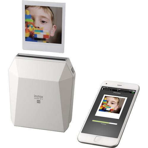 FUJIFILM INSTAX SHARE SP 3 Smartphone Printer 2
