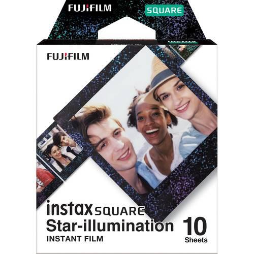 FUJIFILM INSTAX SQUARE Star Illumination Instant Film 1