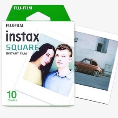 FUJIFILM INSTAX Square ISI 10 Instant Film 2