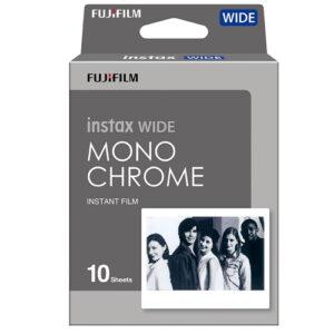 FUJIFILM INSTAX Wide Monochrome Instant Film 2