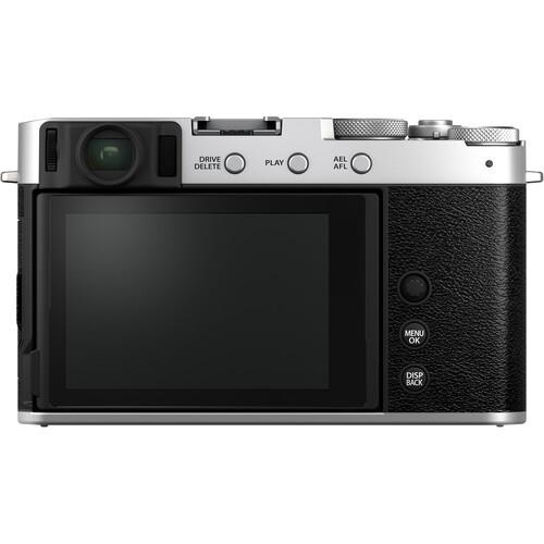 FUJIFILM X E4 Mirrorless Digital Camera 8