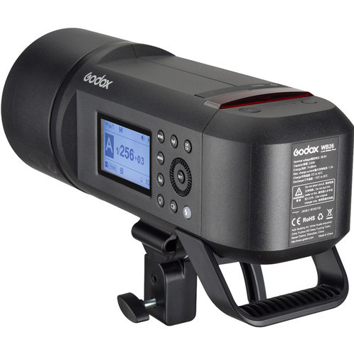 Godox AD600Pro Witstro All in One Outdoor Flash 3