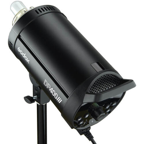 Godox DP400III 400Ws Professional Studio Flash 6