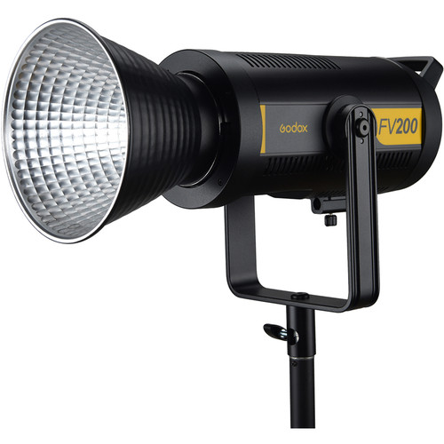 Godox FV200 High Speed Sync Flash LED Light 4