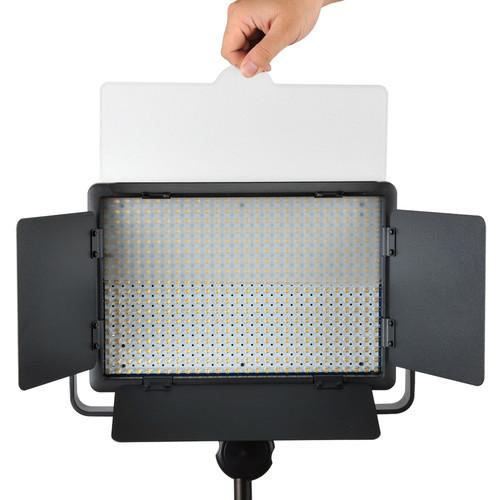 Godox LED500C Bi Color LED Video Light 6