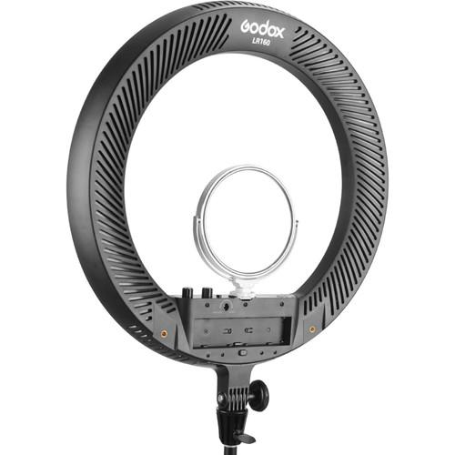 Godox LR160 Bi Color Ringlight 1