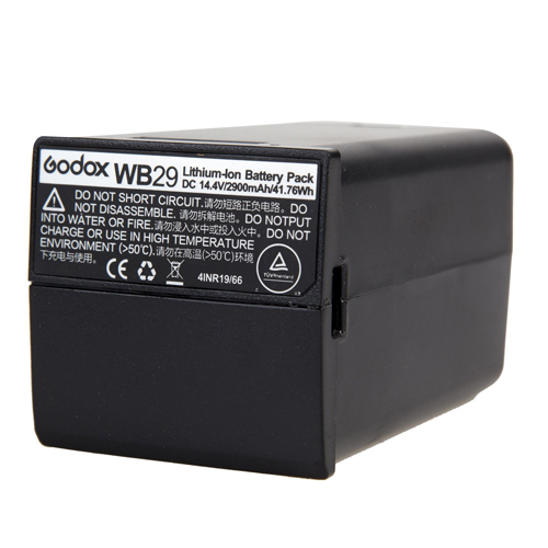 Godox Lithium Ion Battery Pack for AD200 2