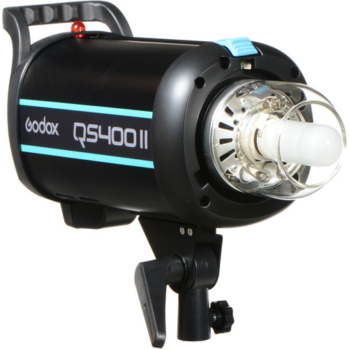 Godox QS400II Flash Head 2