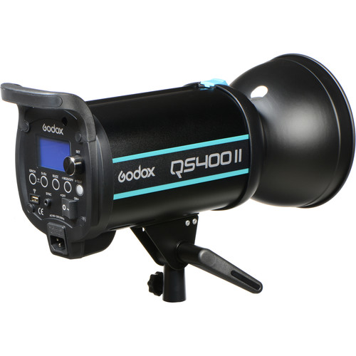 Godox QS400II Flash Head 3