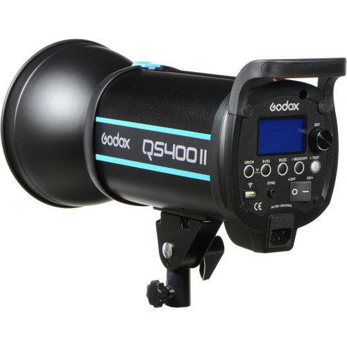 Godox QS400II Flash Head 5