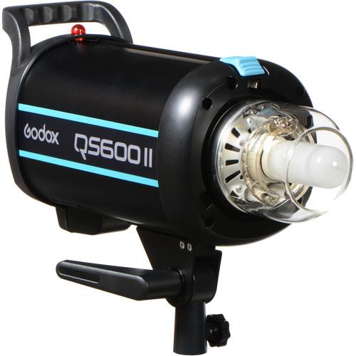 Godox QS600II Flash Head 2