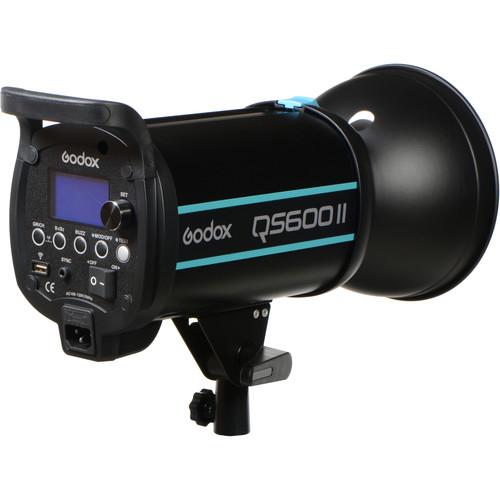 Godox QS600II Flash Head 4