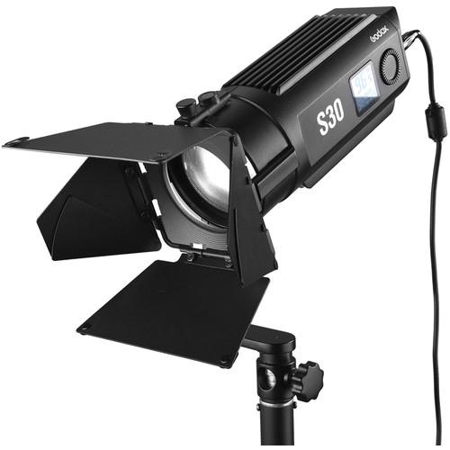 Godox S30 LED Focusing LED Light 4