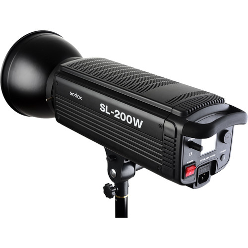 Godox SL 200 LED Video Light 5