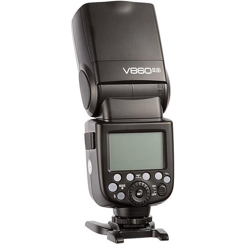 Godox VING V860IIF TTL Li Ion Flash 4