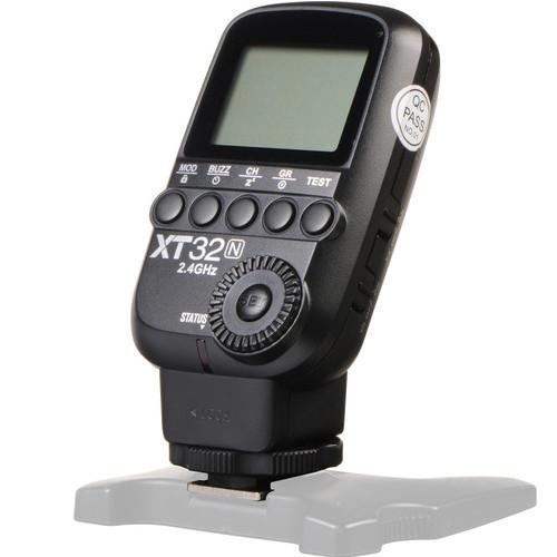 Godox XT32C Wireless Power Control Flash Trigger 4