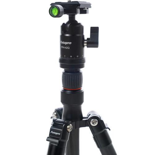 fotopro x go tripod kit 3
