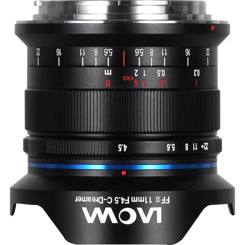 Laowa Venus Optics 11mm f45 FF RL Wide Angle Lens 2