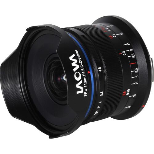 Laowa Venus Optics 11mm f45 FF RL Wide Angle Lens 3
