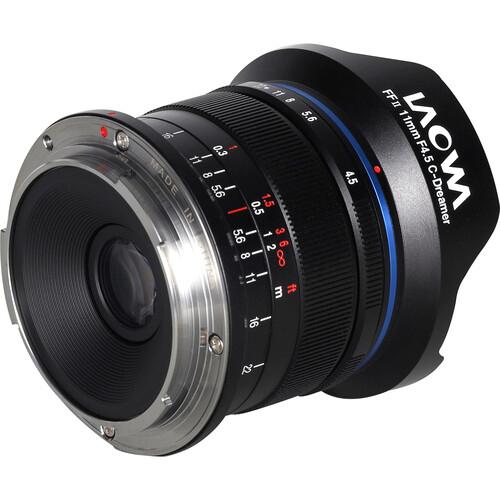 Laowa Venus Optics 11mm f45 FF RL Wide Angle Lens 4