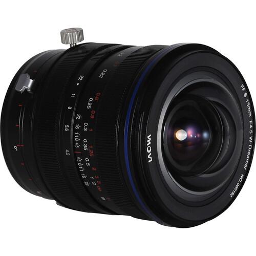 Laowa Venus Optics 15mm f45 Zero D Shift Lens 3
