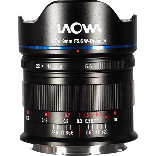 Laowa Venus Optics Laowa 9mm f56 FF RL Lens 1