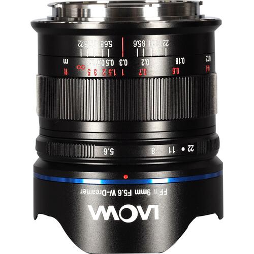 Laowa Venus Optics Laowa 9mm f56 FF RL Lens 2