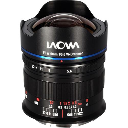 Laowa Venus Optics Laowa 9mm f56 FF RL Lens 3