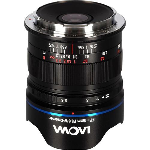 Laowa Venus Optics Laowa 9mm f56 FF RL Lens 4