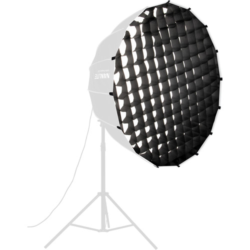 Nanlite Fabric Grid for Para 120 Softbox 3