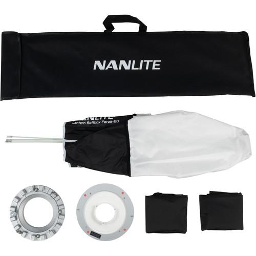 Nanlite Forza 60 Lantern Softbox 2