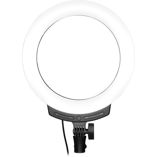 Nanlite Halo 10B Bi Color USB LED Ring Light 2