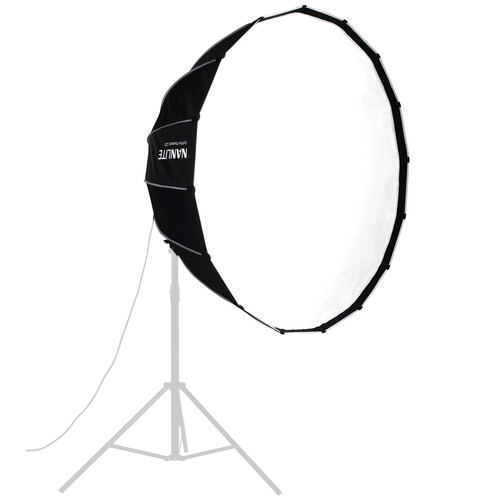 Nanlite Para 120 Quick Open Softbox 1